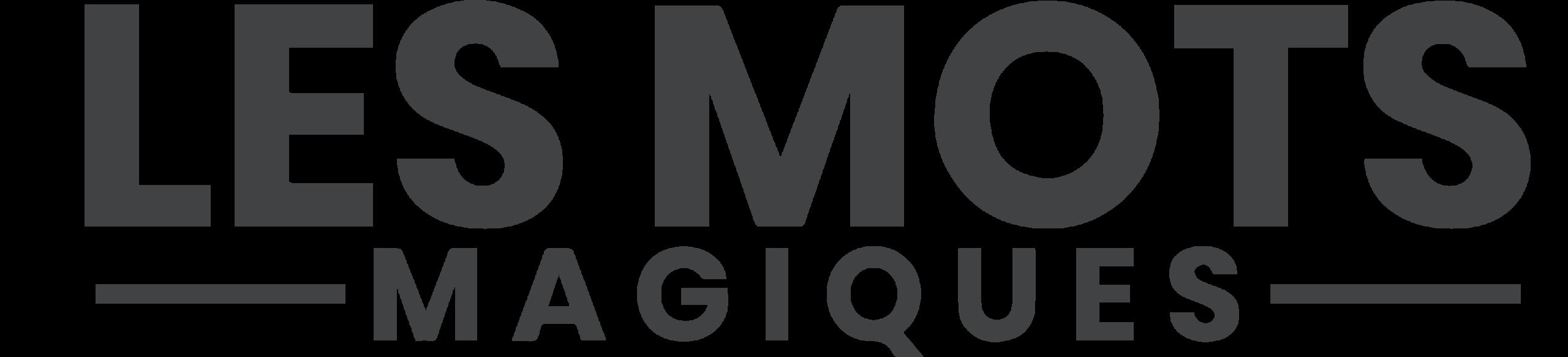 Les Mots Magiques : le copywriting en français Logo